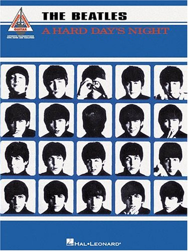 9780793566419: The Beatles - A Hard Day's Night (Guitar Recorded Version)