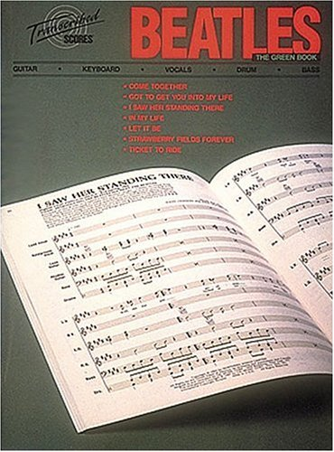 9780793566440: The Beatles-The Green Book - Transcribed Score