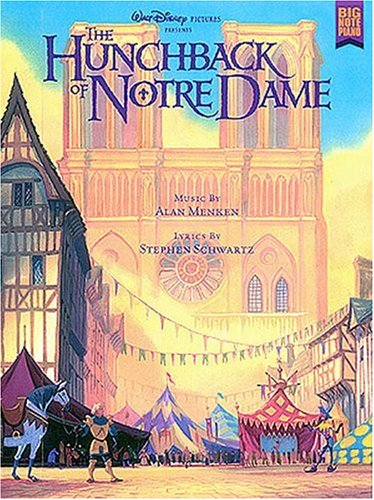 9780793566563: The Hunchback of Notre Dame: Big-Note Piano