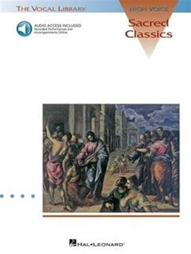 9780793566594: Sacred Classics: The Vocal Library High Voice (Vocal Collection)