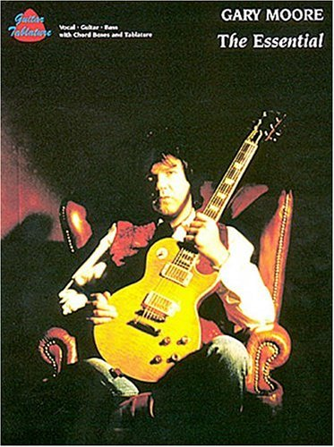 9780793566655: Gary Moore-the Essential Music Folio
