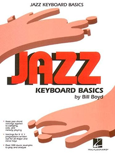 JAZZ KEYBOARD BASICS: Boyd, Bill