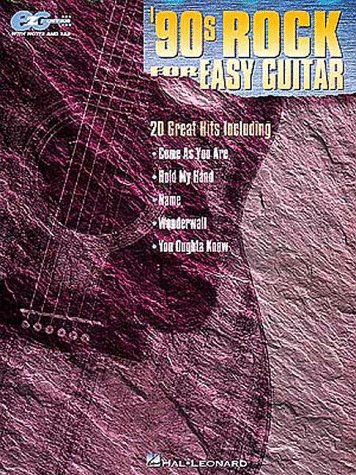 9780793566730: '90s Rock for Easy Guitar