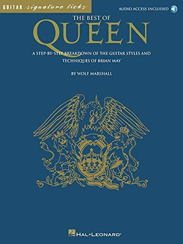 9780793566976: The best of Queen (1CD audio) (Gtab)
