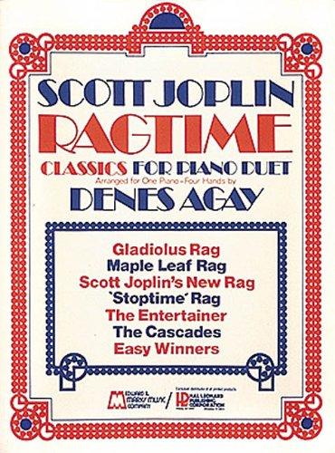 Scott Joplin: Ragtime classics for piano duet: Scott Joplin, arranged