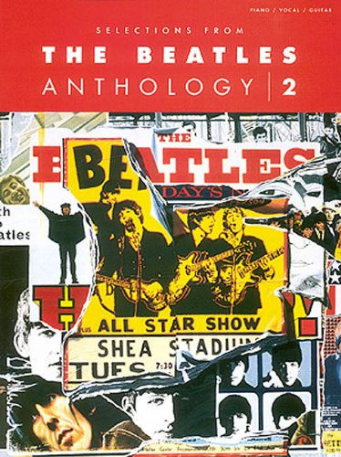 SELECTIONS FROM BEATLES ANTHOLOGY VOLUME 2. TWO: BEATLES ( LENNON,
