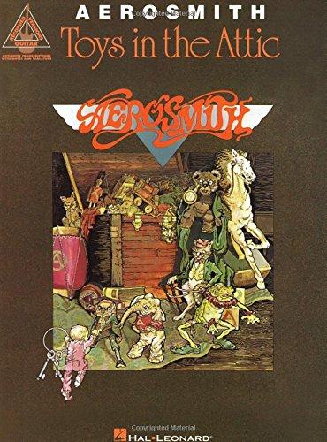 Aerosmith - Toys in the Attic Format: Paperback