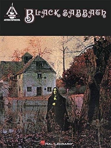 Black Sabbath. Recorded versions guitar.