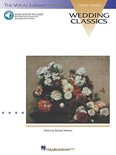 9780793567805: Wedding Classics: The Vocal Library High Voice