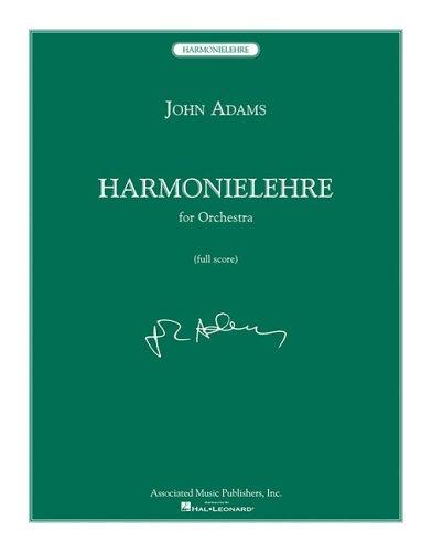 9780793567997: Harmonielehre for Orchestra: Full Score