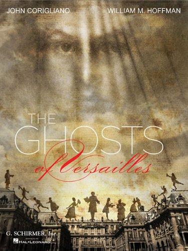 9780793568178: GHOSTS OF VERSAILLES VOSC VOCAL SCORE