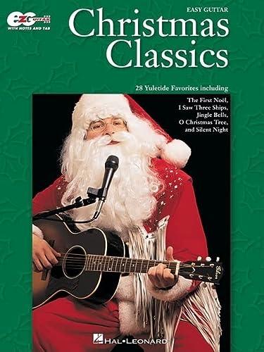 9780793568208: Christmas Classics: Easy Guitar- 28 Yuletide Favorites