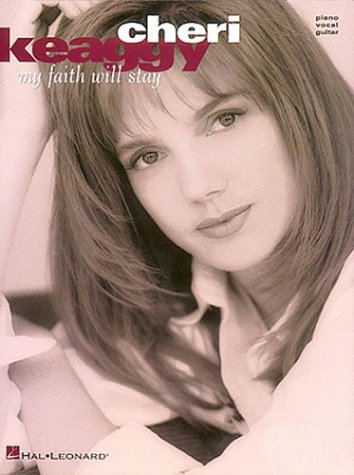 9780793568215: Cheri Keaggy - My Faith Will Stay