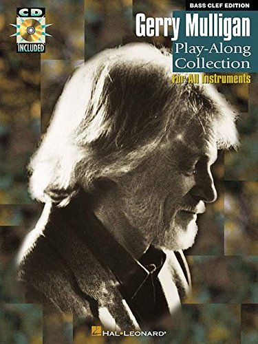 9780793568369: Gerry Mulligan Play-Along Songbook: Base Class Instrument
