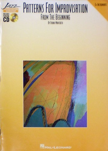 9780793568567: From Beginning E Flat Patterns For Improvisation
