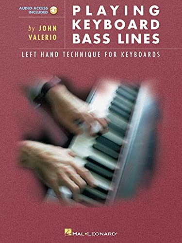 9780793569274: Playing Keyboard Bass Lines: Left Hand Technique for Keyboards