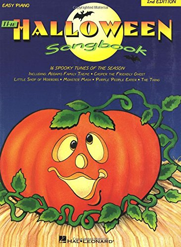 9780793569489: The Halloween Songbook: 16 Spooky Tunes of the Season
