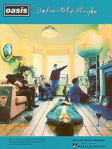 9780793569625: Oasis - Definitely Maybe (Guitar Recorded Version)