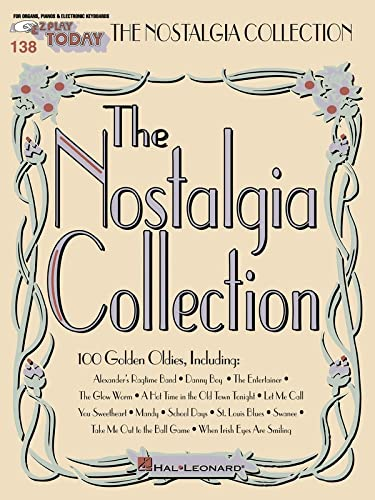 9780793569724: Nostalgia Collection: E-Z Play Today Volume 138