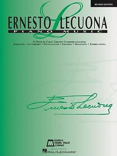 9780793569823: Ernesto Lecuona Piano Music