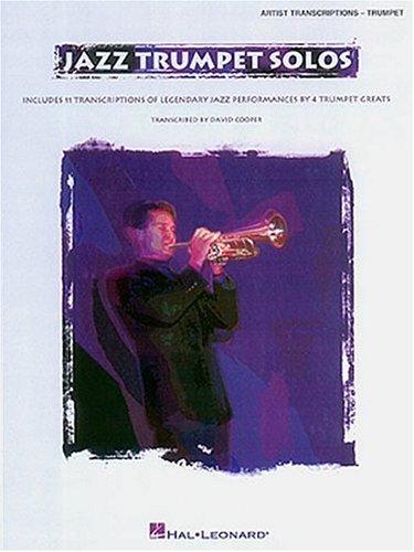 9780793570119: Jazz Trumpet Solos
