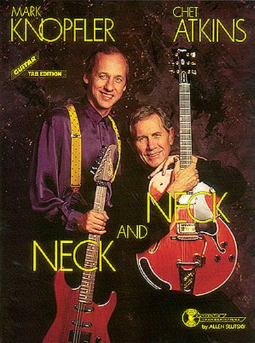 9780793570140: Mark Knopfler/Chet Atkins - Neck and Neck
