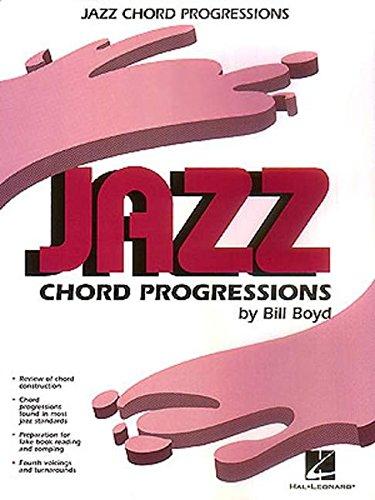 Jazz Chord Progressions (Piano Method): Bill Boyd