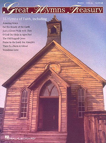 9780793570393: Great Hymns Treasury (Piano/Vocal/Guitar Songbook)