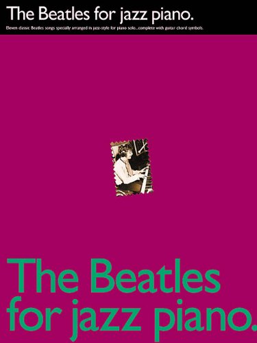 9780793570492: The Beatles for Jazz Piano
