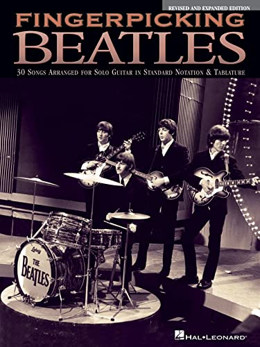 9780793570515: Fingerpicking Beatles & Expanded Edition: 30 Songs Arranged for Solo Guitar in Standard Notation & Tab
