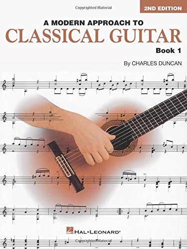9780793570652: Modern Approach to Classical Guitar: Book One