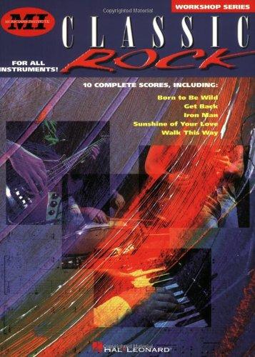 9780793571338: Classic Rock: Workshop Series (Musicians Institute: Workshop)
