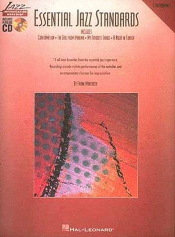 9780793571697: Essential Jazz Standards Bass Clef Instruments