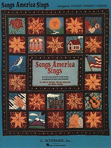 Songs America Sings: 121 Easy Arrangements for
