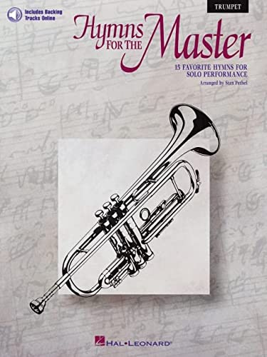 9780793571895: Hymns for the Master: Trumpet: 1