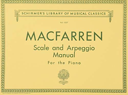 9780793572236: Scale and Arpeggio Manual: Piano Technique