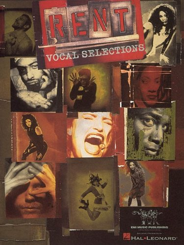 9780793572298: Rent - Vocal Selections