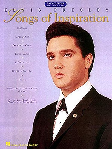 9780793572366: Elvis Presley - Songs of Inspiration