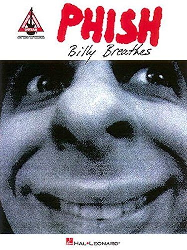 9780793572373: Phish - Billy Breathes (Guitar Recorded Version)