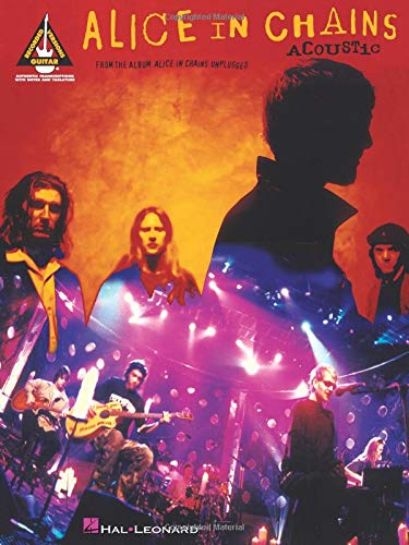 9780793572403: Alice in Chains - Acoustic (Guitar Recorded Versions)
