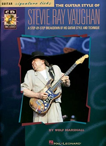 9780793572571: The Guitar Style of Stevie Ray Vaughan: A Step-By-Step Breakdown of His Guitar Style and Technique