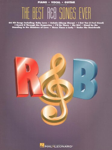 9780793572632: Best R&B Songs Ever (The Best Ever Series)
