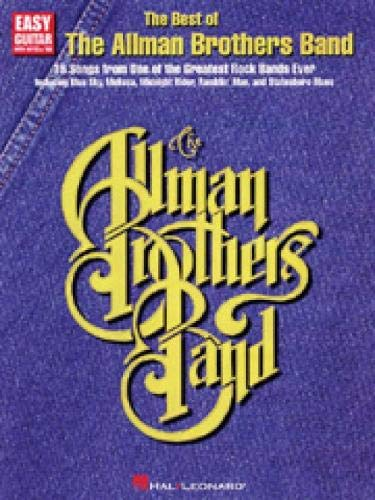 9780793573592: The Best of the Allman Brothers Band