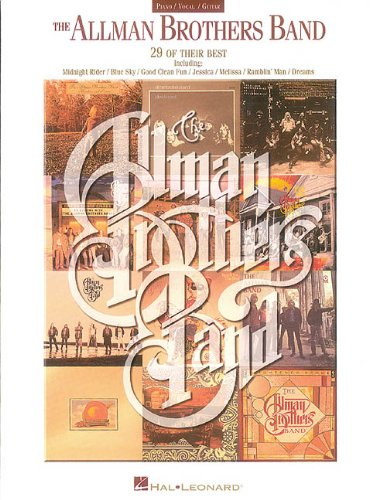 9780793573738: Allman Brothers Band