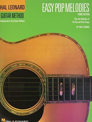 9780793573851: Easy Pop Melodies (Hal Leonard Guitar Method (Songbooks))