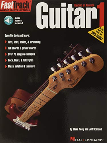 9780793573998: Fasttrack Guitar Method - Book 1 (Fasttrack Series)