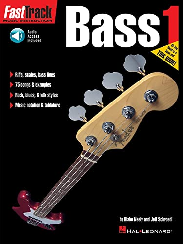 9780793574087: Fasttrack Bass Method - Book 1: Bk.1 (Fasttrack Series)