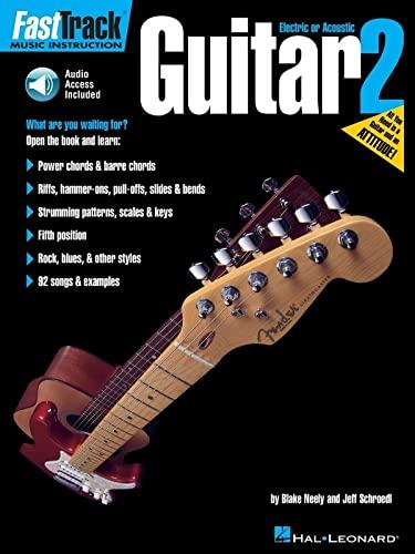9780793574117: Fasttrack Guitar Method - Book 2 (Fasttrack Series)