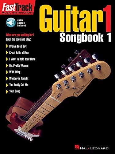 9780793574124: FastTrack Guitar Songbook 1 - Level 1 (Fasttrack Series) Bk/online audio