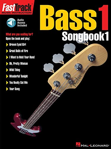 9780793574155: Fasttrack Bass Songbook 1 - Level 1